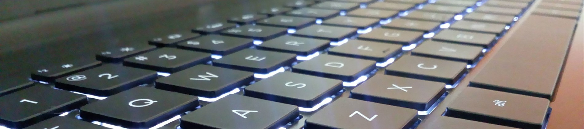 Backlit Keyboard