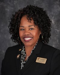Board President Christine Turner