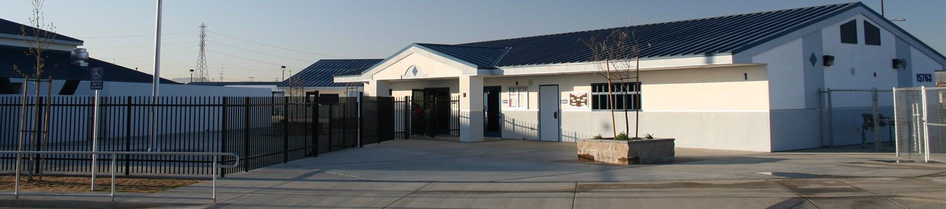 West Creek Elementary Front Entrance